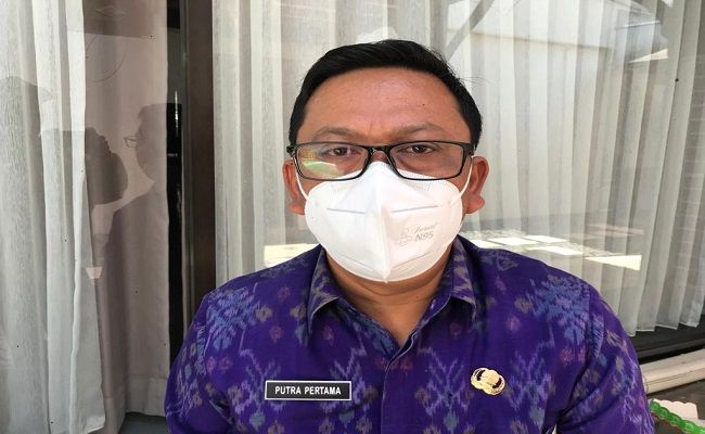 KEPALA Dinas Kesehatan Kabupaten Karangasem, dr. I Gusti Bagus Putra Pertama. Foto: ist