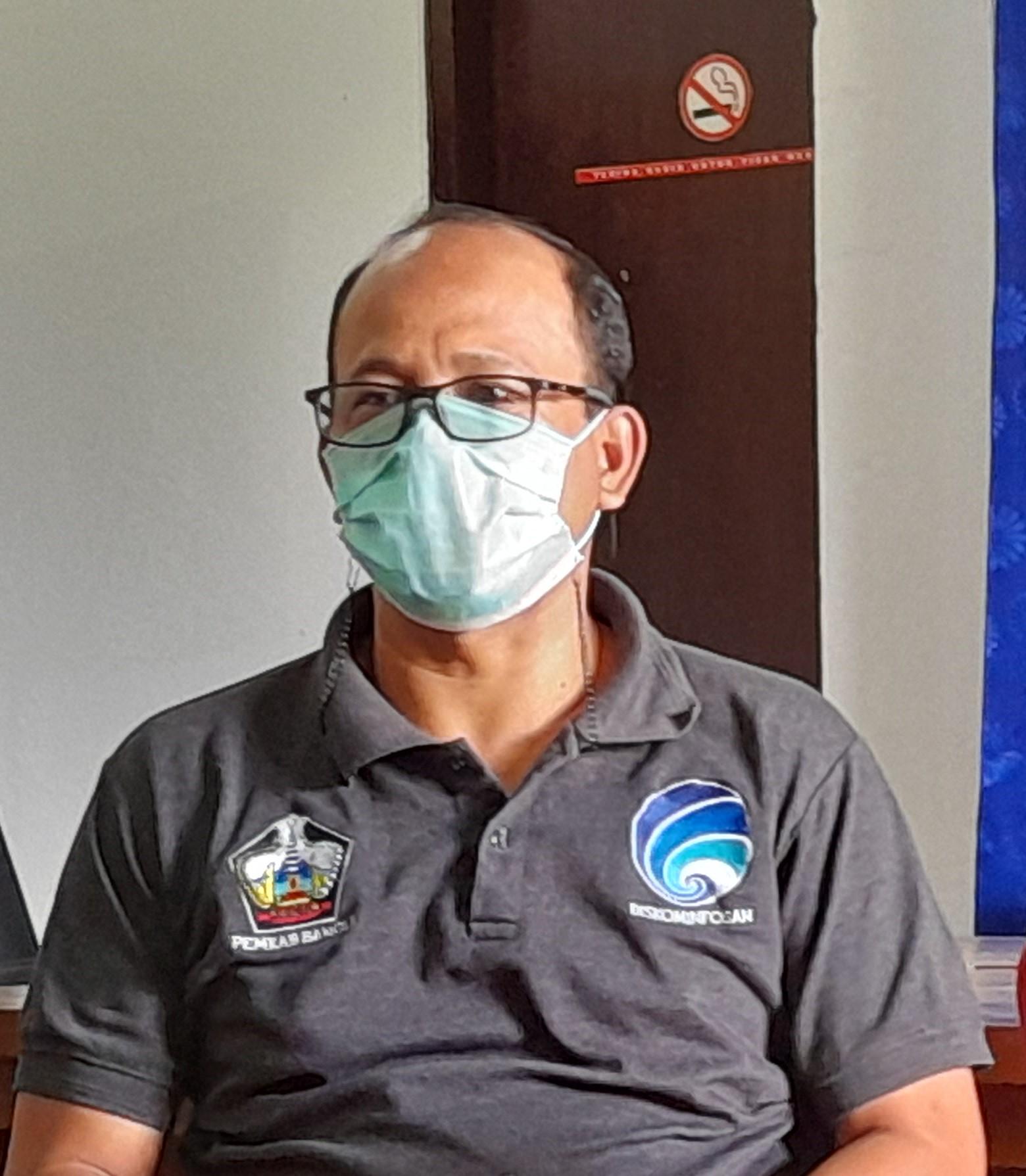 HUMAS GTPP Covid-19 Kabupaten Bangli, I Wayan Dirgayusa. Foto: ist