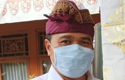 JURU Bicara Satgas Penanganan Covid-19 Kota Denpasar, I Dewa Gede Rai. Foto: ist