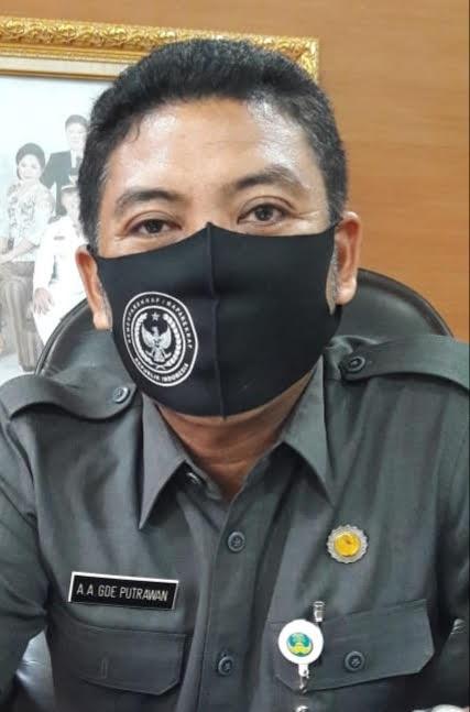 KADIS Pariwisata Gianyar, Anak Agung Gede Putrawan. Foto: adi