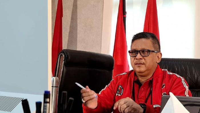 Hasto Kristiyanto. Foto: net