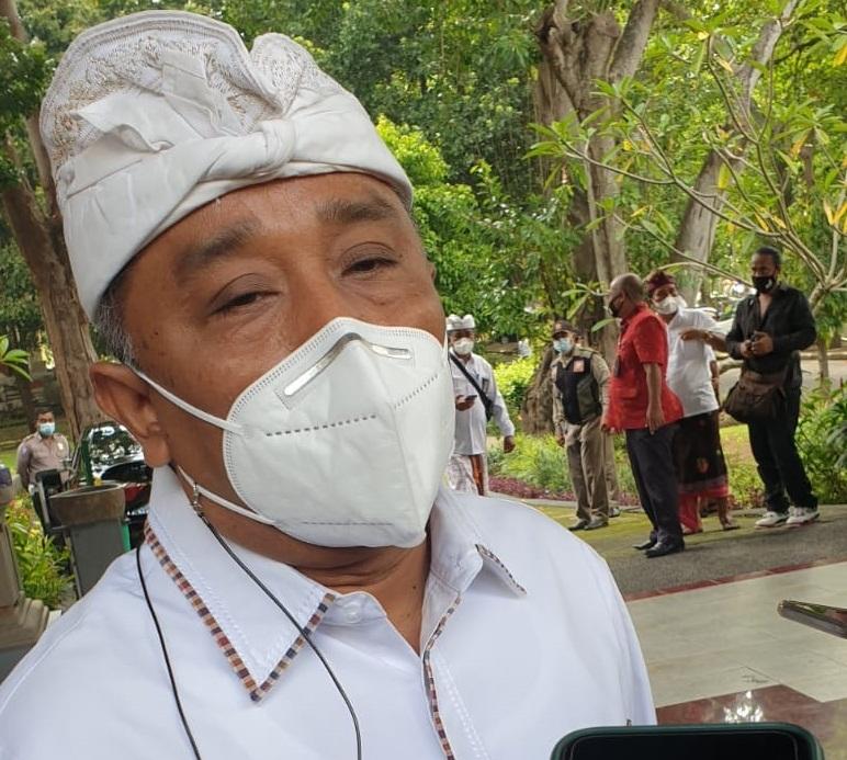KETUA KPU Bali, I Dewa Agung Gede Lidartawan. Foto: hen